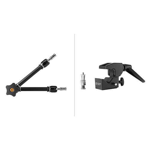 Rock Solid Master Articulating Arm + Clamp Kit