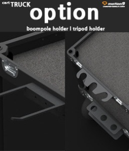 BoomPole Holder/Tripod Holder/Cable Holder