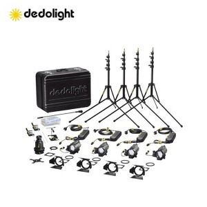 Dedo Light DLH4 150W 마스터 키트